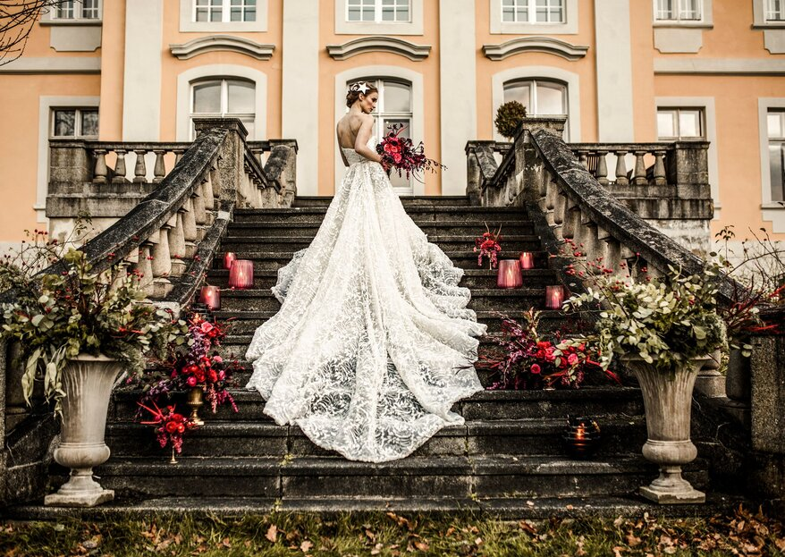 Heiraten wie eine Prinzessin: Auf diesen Schlössern & Burgen
