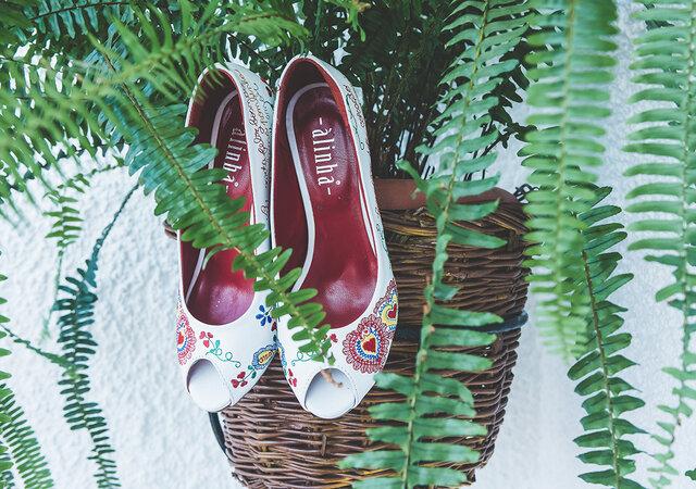 Sapatos de noiva em Portugal: os nomes que lhe proporcionam o máximo conforto e elegância!