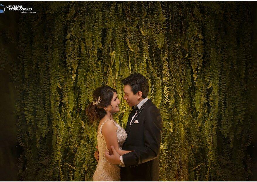 Descubre el talento de estos artistas fotográficos que capturarán los mejores momentos de tu matrimonio