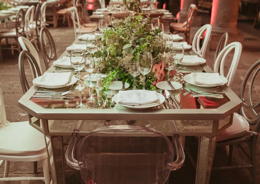 Abbodanza Eventos y Banquetes: la posibilidad de organizar la boda de tus sueños