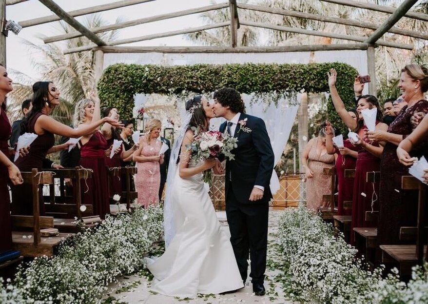 Planus Eventos: assessoria completa e dedicada a construir o seu sonho de casamento junto com você!