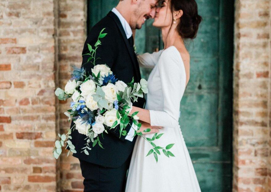 Agnese Spina Imagery cattura l'essenza e l'emozione delle vostre nozze attraverso il suo obiettivo!
