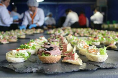 The 6 Best Catering Companies for Your Destination Wedding in Bogota, Colombia.