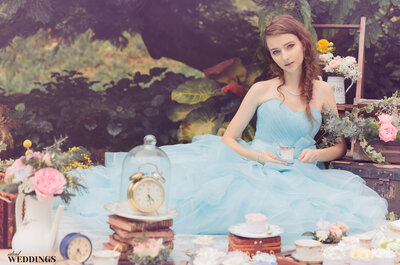 Como fazer um casamento estilo Alice no País das Maravilhas: dicas fáceis e lindas!