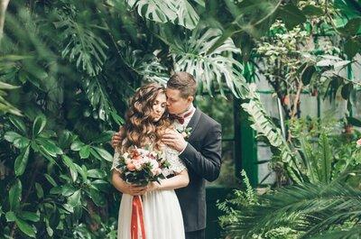 Любовь на двоих: свадьба Дениса и Елены