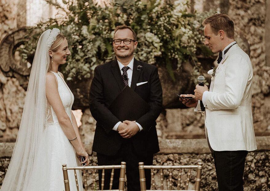 8 Dienstleister, auf die Sie bei Ihrer Hochzeit zählen können