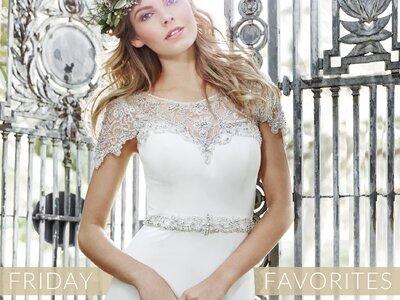 Vídeo dos vestidos de noiva de Maggie Sottero e Midgley Primavera 2015: beleza pura e sensual