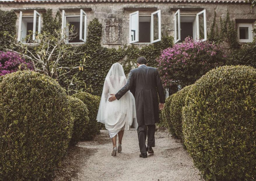 18 lugares espectaculares para celebrar una boda de ensueño