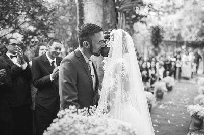 Casamento de Alda & José: sunset wedding rústico maravilhoso em Petrópolis!