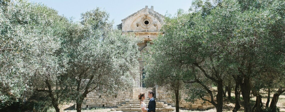 How To Organise A Romantic Wedding In The South Of France