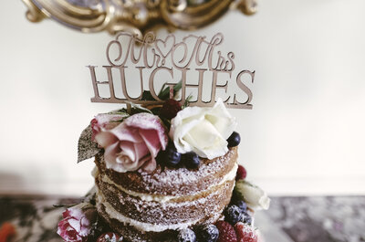 Real Wedding: Rachael and Tom´s gorgeous Autumnal dream