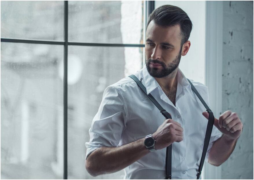 Los 5 mejores cortes y peinados para novio. Clásico o moderno, ¡tú decides!