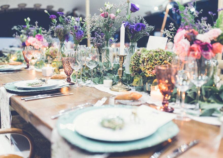 9 cosas que olvidarás si no cuentas con un wedding planner en tu boda