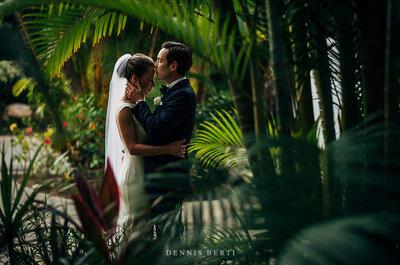 Todo cobra sentido a tu lado: La boda de Lizzy y John
