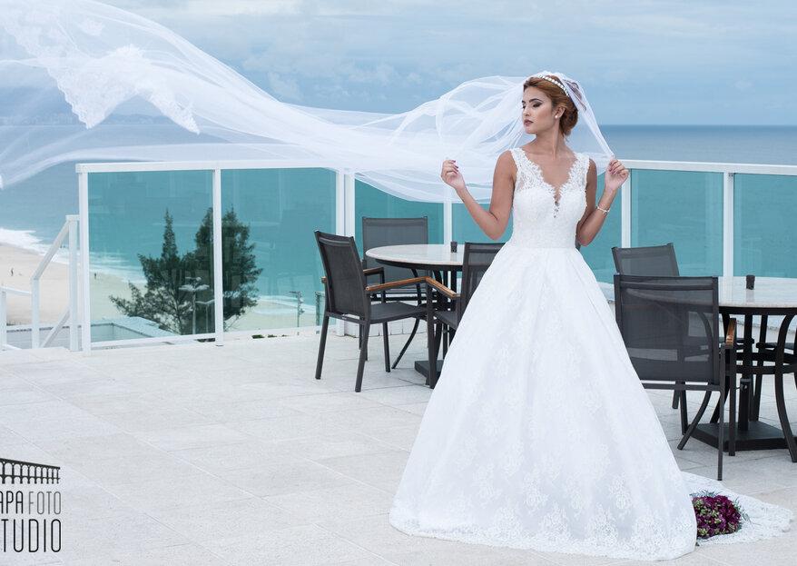 Estilista Jefferson Moreira: o vestido dos seus sonhos transformado em realidade com perfeição artesanal!