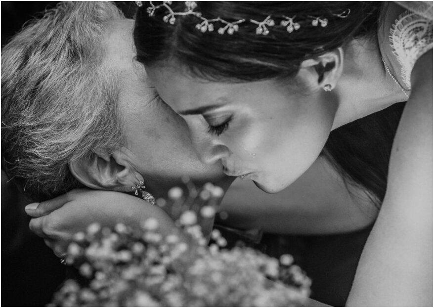 5 formas de agradecer a tus padres en la boda: ¡amor para recordar siempre!