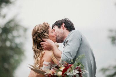 Sabías que... ¿Las novias ganan de media 3 kilos después de la boda?