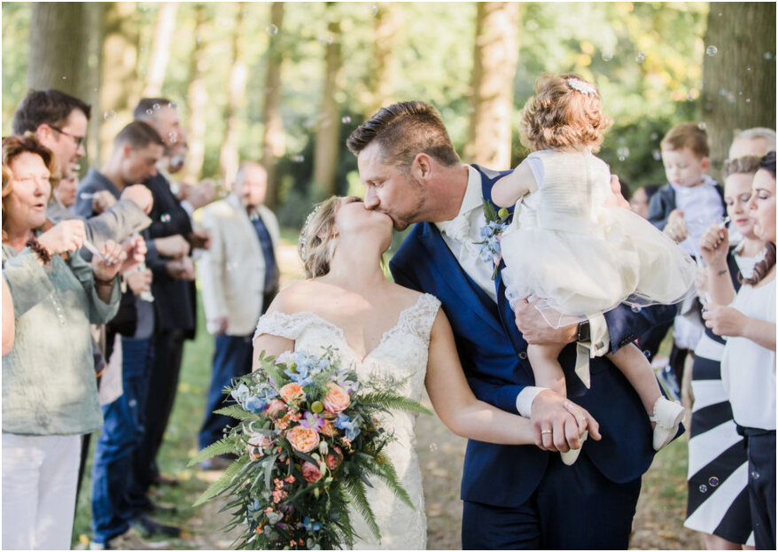 Zelf je trouwgeloften schrijven, zo doe je dat!