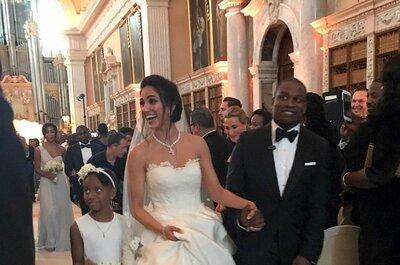 Questa coppia di sposi ha speso più di 5 milioni di euro per il loro matrimonio!