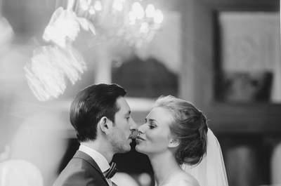 Das erste Hochzeitsgeschenk: Das schenkt der Bräutigam seiner Braut am Tag der Hochzeit!