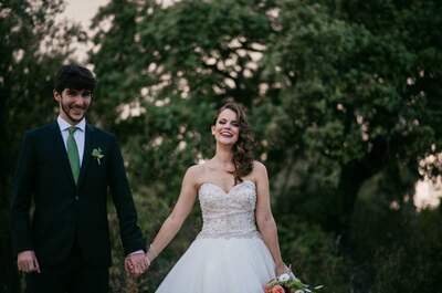 Las 9 cosas que tienes que saber para no odiar después las fotos de tu boda