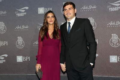 Iker Casillas y Sara Carbonero. Credits: Gtres