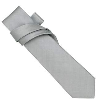 Corbata gris. Credits: Hermes