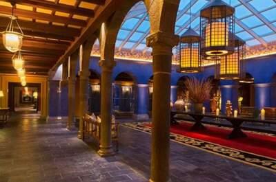 Créditos: Palacio del Inka (Luxury Collection)