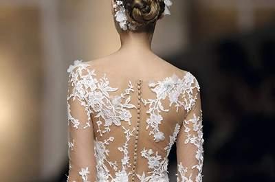 Peinado de novia 2015: tendencias más importantes para esta temporada