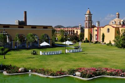 Las 9 mejores haciendas para boda en Puebla: Lugares idílicos para celebrar tu gran día