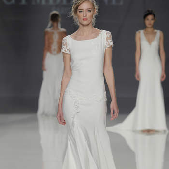 Cymbeline. Credits- Barcelona Bridal Fashion Week