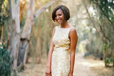 Oro e argento: dai luce al tuo abito da sposa