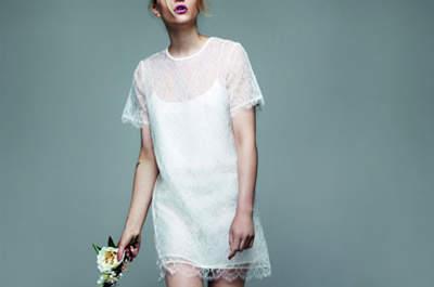 Topshop y Richard Nicholl lanzan su primera colección de vestidos de novia