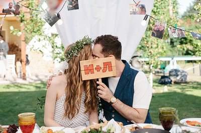 Поцелуи, которые обязательно должны быть в свадебном альбоме!