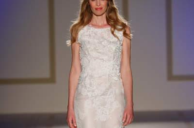 Vestidos de novia corte sirena: ¡Con los que causarás sensación!