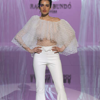 Raimon Bundo. Credits: Barcelona Bridal Fashion Week