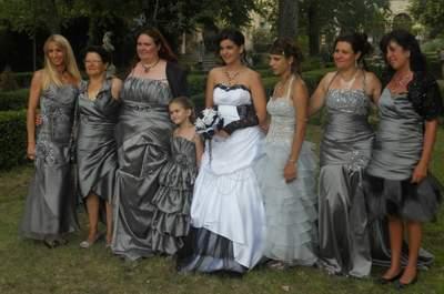 Personnalisables et uniques, telle sont les robes de cocktail et de soirée Au Coeur d'un Rêve