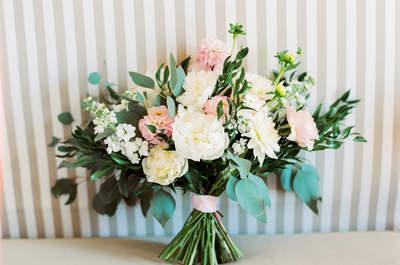 40 bouquet da sposa 2017: il giusto tocco floreale per il tuo grande giorno
