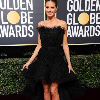 Heidi Klum. Credits: Cordon Press