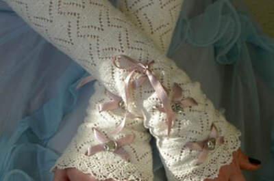 Brauthandschuhe – ein Muss für die Braut?