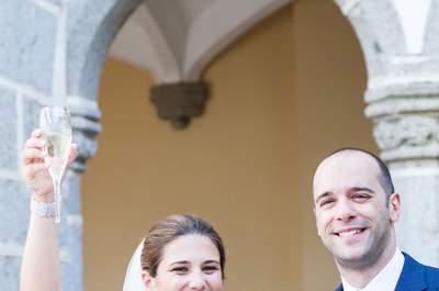 Ana & André: um casamento de sonho num lugar de princesas!