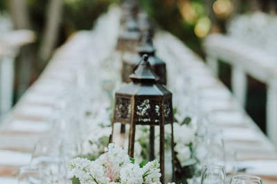 30 tipo de decoração de mesas do seu casamento: qual o seu favorito?