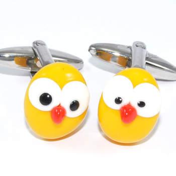 """Estos simpáticos pollitos sacarán una sonrisa a más de uno.  Foto: <a href=""""https://www.zankyou.es/f/gemelolandia-21113"""" target=""""_blank"""">Gemelolandia</a>"""