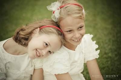 Le mariage vu par les enfants : Réactions amusantes et pleines de bon sens !