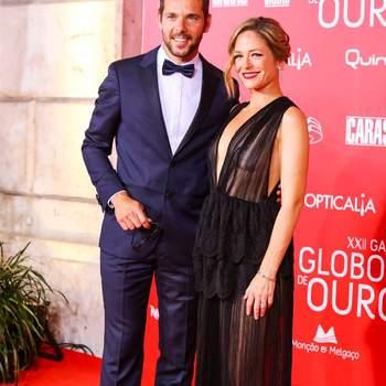 Paula Lobo Antunes e Jorge Corrula | Créditos: Nuno Pinto Fernandes © GLOBAL IMAGENS