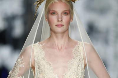 Les 25 plus beaux voiles de mariée pour 2016