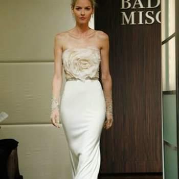 Aqui ficam os nossos 8 vestidos de noiva preferidos da colecção Badgley Mishka Outono 2013.