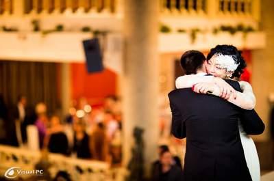 La boda de la semana - Una boda gallega vintage