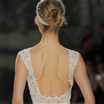Vestidos de novia con escote a la espalda: ¡los querrás todos!