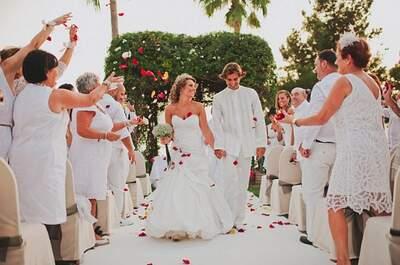 Locker und luftig: 5 herrliche Brautkleider für Ihre Sommerhochzeit 2013!